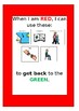 Sensory Regulation tools and ideas posters