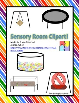 Sensory Room Clipart Package