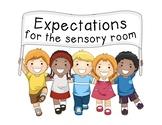 Sensory Room Expectations