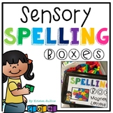 Sensory Spelling Boxes