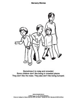 Sensory Stories PDF School Assemblies