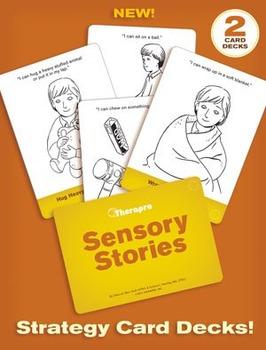 Sensory Stories Strategy Cards