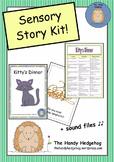 Sensory Story: Kitty's Dinner