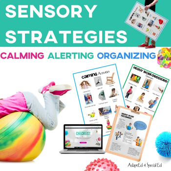 Sensory Strategies Starter Kit