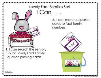 Sensory Table - Sensory Bin Activities, Task Cards, Printables for February