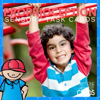 Sensory Task Cards- Proprioception Input
