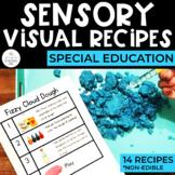 Sensory Visual Recipes