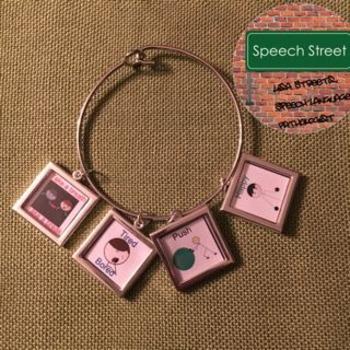 Sensory Visual Symbol Bracelet