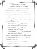 Sensory Word Mad Libs: Fairy Tale Bundle