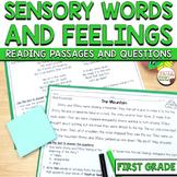 Sensory Words and Feelings