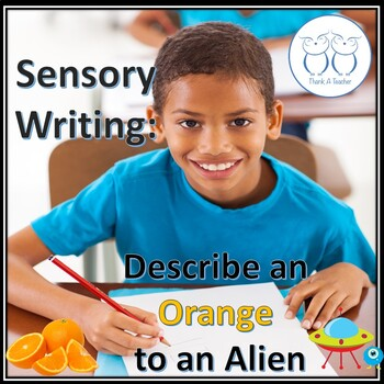 Sensory Writing Lesson