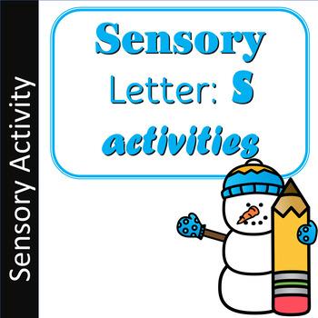 Sensory letter S