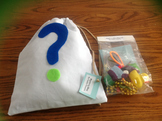 Sensory mystery bag