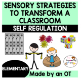 Sensory strategies & heavy work / exercises to transform ANY classroom