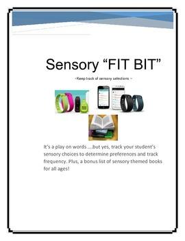 OT sensory tracker  & data collector