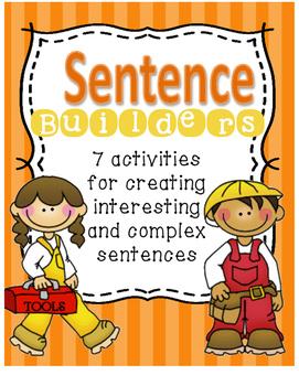 Sentence Activities