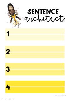 Sentence Architect - Template