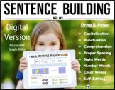 Sentence Builder 1 Digital Version - Distance Learning