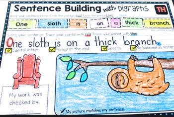 Sentence Builder Kits 6-Pack Full Year Bundle : Sets 1-6