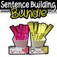 Sentence Building Center Easy Set Up