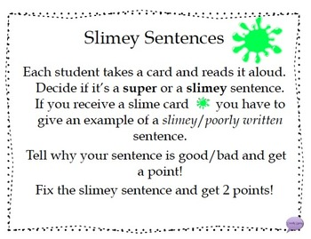 Sentence Builder Mega Packet