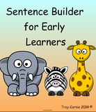 Sentence Builder for Early Learners