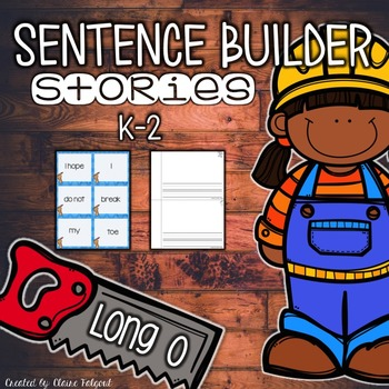 Sentence Builders - Long O