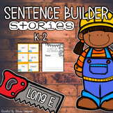 Sentence Builders - Long E