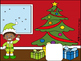 Sentence Builders for Articulation and Pronouns - Christmas Edition
