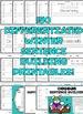 Winter Sentence Building Worksheets (Sentence Scramble Cut