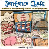 Sentence Building Activities