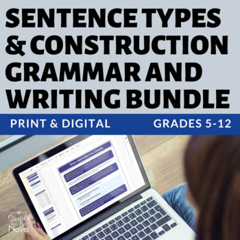 Sentence Writing, Sentence Construction Activities, Sentence Types & More