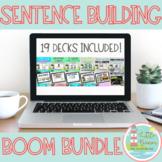 Sentence Building Boom Bundle