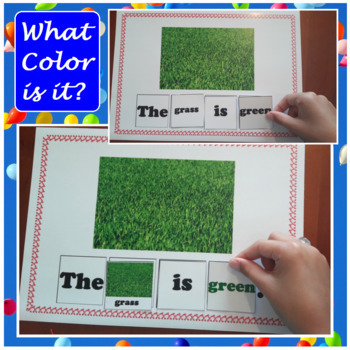 Building Activity - What color is it?