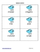 Sentence Building Cards: Monster Themed
