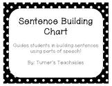 Sentence Building Chart - Build sentences using parts of s