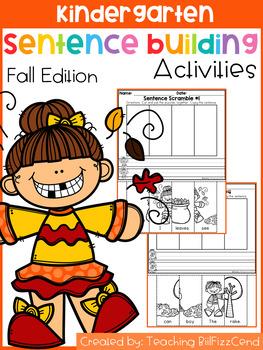 Sentence Building (Fall Edition)
