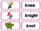 Sentence Building Kit 5 - Interactive Writing with Digraphs