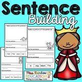 Sentence Building NO PREP