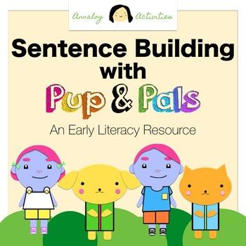 Sentence Building Printable: Fun Early Literacy Resource