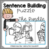 Sentence Building Puzzle Growing Bundle