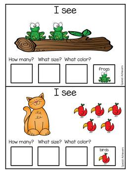 Sentence Building- Spring