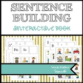 Sentence Building Interactive Notebook