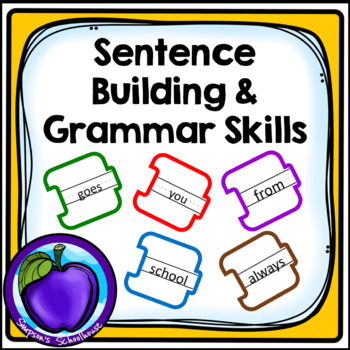 Sentence Building and Grammar Skills