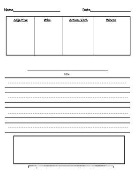 Sentence Building for Elementary