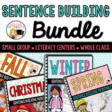 Sentence Building for the Whole Year Bundle