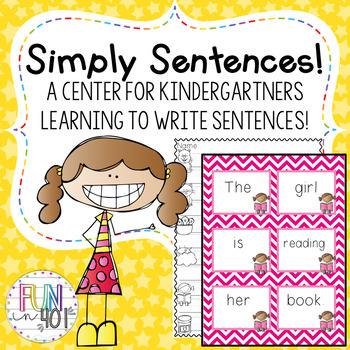 Simply Sentences: Meets Common Core!