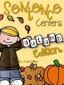Sentence Centers {October/November}