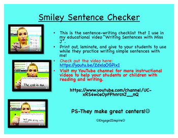 Sentence Checker for Students- Self-assessment
