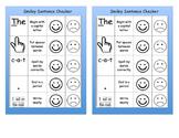 Sentence Checker for Students- Self-assessment